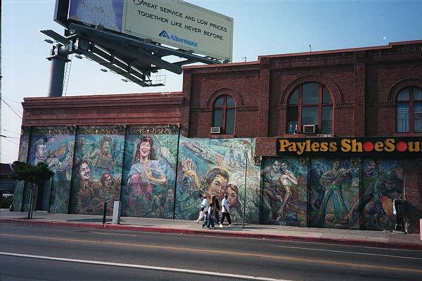 El corrido de boyle heights mural for El mural avisos de ocasion