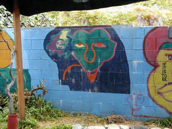 Murals of st elmo village mural for Mural village