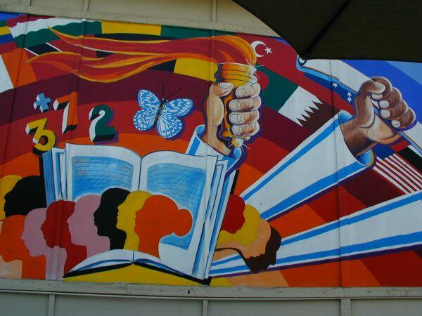 Success Mural