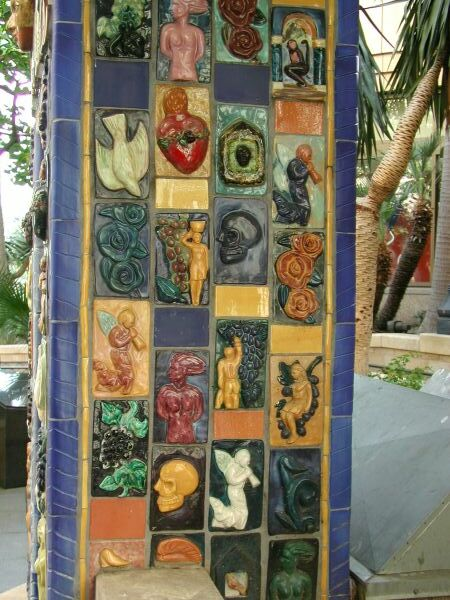 Paseo cesar chavez mural for Cesar chavez mural